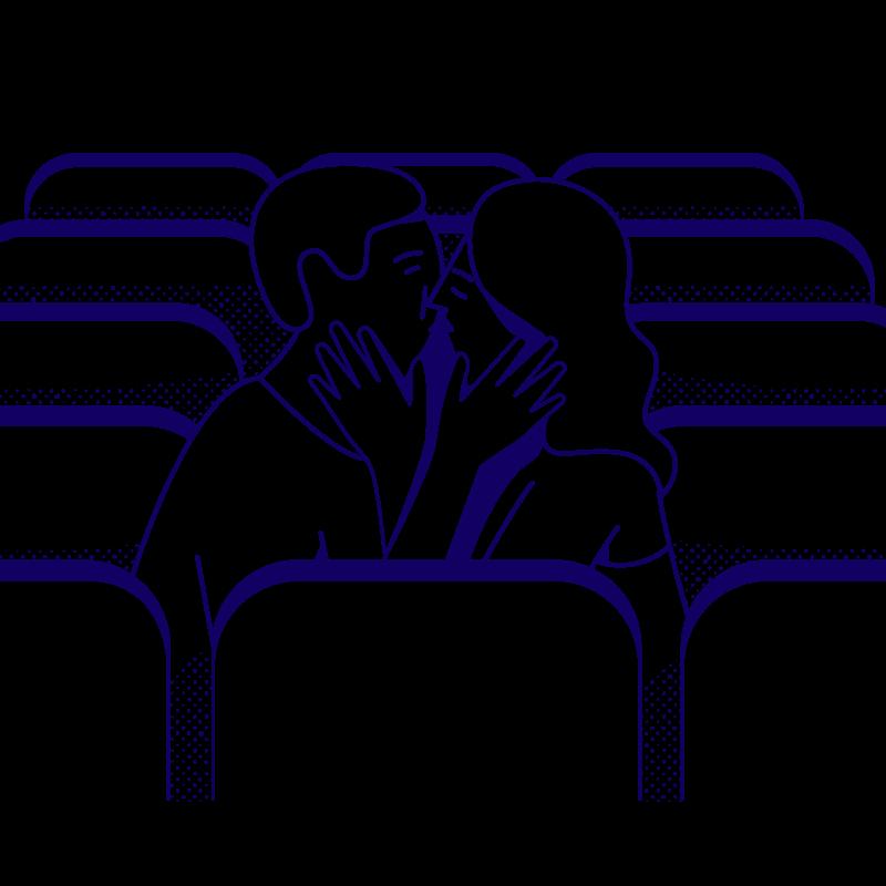 Kino mieten Votiv Kino De France