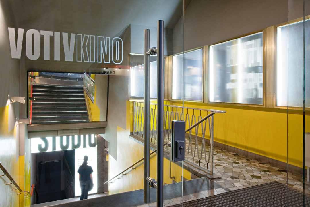 Café im Votiv Kino