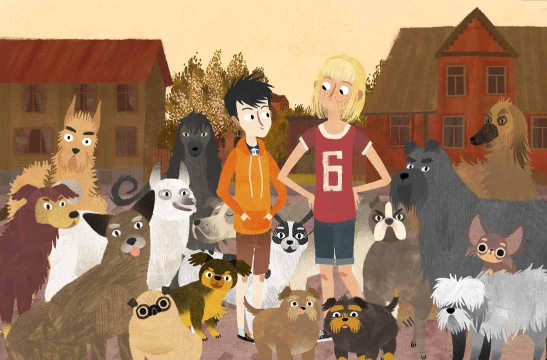 Jakob, Mimmi und die sprechenden Hunde