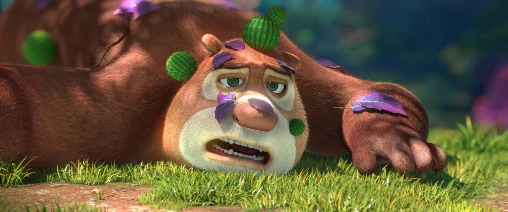 Die Boonies – Eine bärenstarke Zeitreise