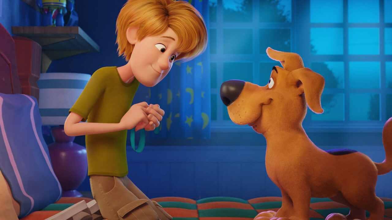 Scooby! Voll verwedelt