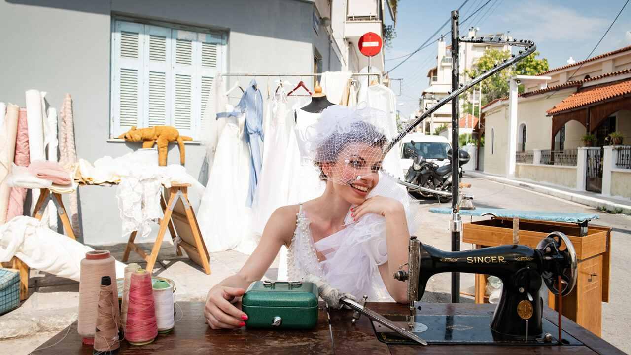 Der Hochzeitsschneider von Athen