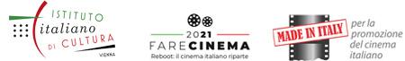 Logos Nuovo Cinema Italia 2021