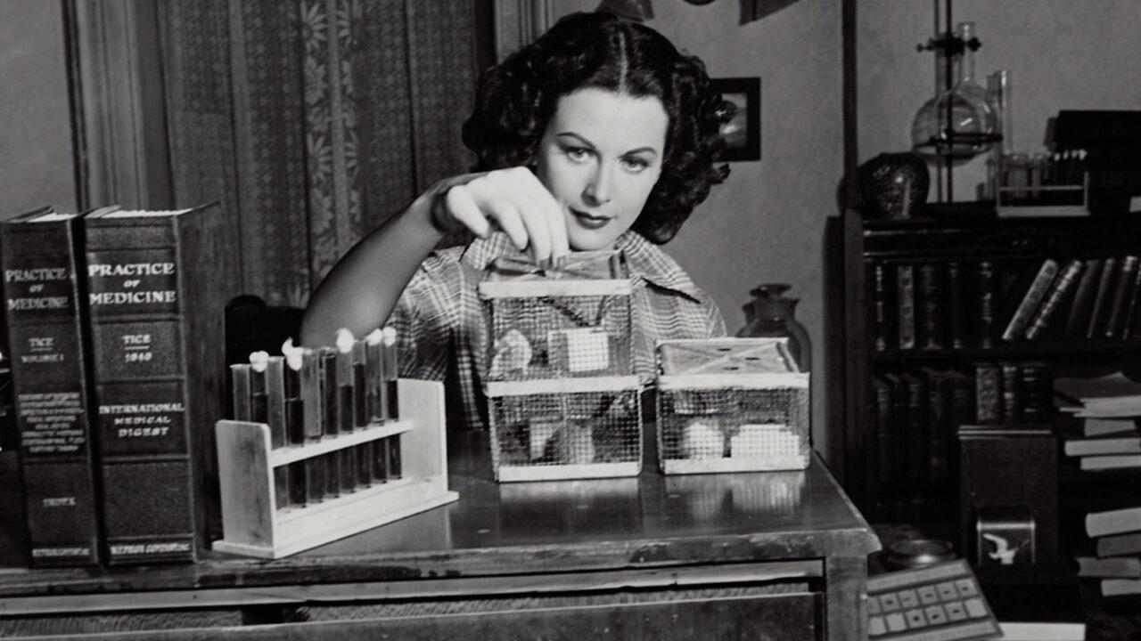 Geniale Göttin – Die Geschichte von Hedy Lamarr